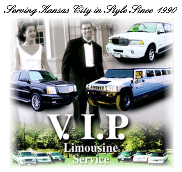 VIP Limousines, limo service for Kansas City