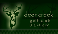 Overland Park's Finest Golf Course is at Deer Creek.  See you on the course.